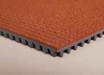 预制型橡胶跑道结构